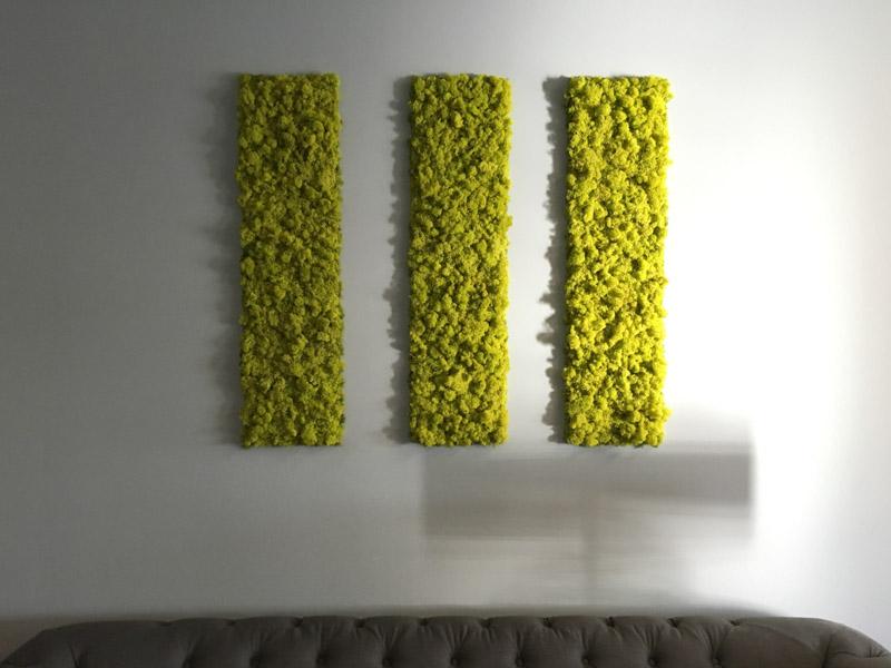 & Moss Wall Art Gallery San Diego