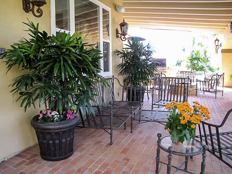 Patio Landscaping – San Diego to Temecula by Evergreen Interiors Inc